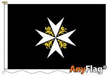 ST JOHNS AMBULANCE ANYFLAG RANGE - VARIOUS SIZES